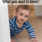 Is Your Baby 6 to 12 Months? What You Need to Know!