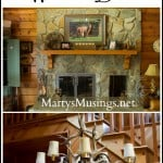 Rustic Cabin with Western Theme Decor