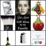 Last Minute Christmas Gift Ideas for the Family