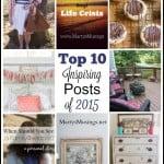 Top Ten Encouraging Posts of 2015