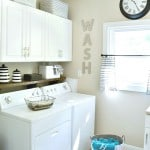 Worthing Court Blog Laundry Room Makeover