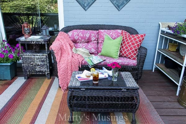 Deck Decorating Ideas on a Budget