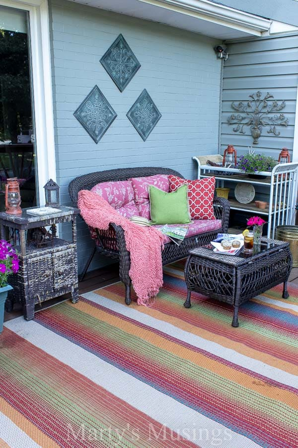 Deck decorating ideas on a budget - Decorating on a budget ...