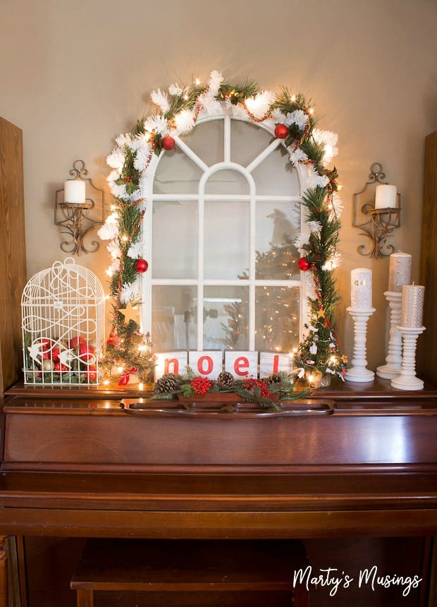 these 5 cheap christmas decorations will help you create the simple authentic home you - Christmas Decorations On The Cheap