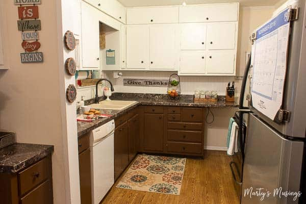 Small Ranch Home Kitchen Remodel {The Dream Begins!}
