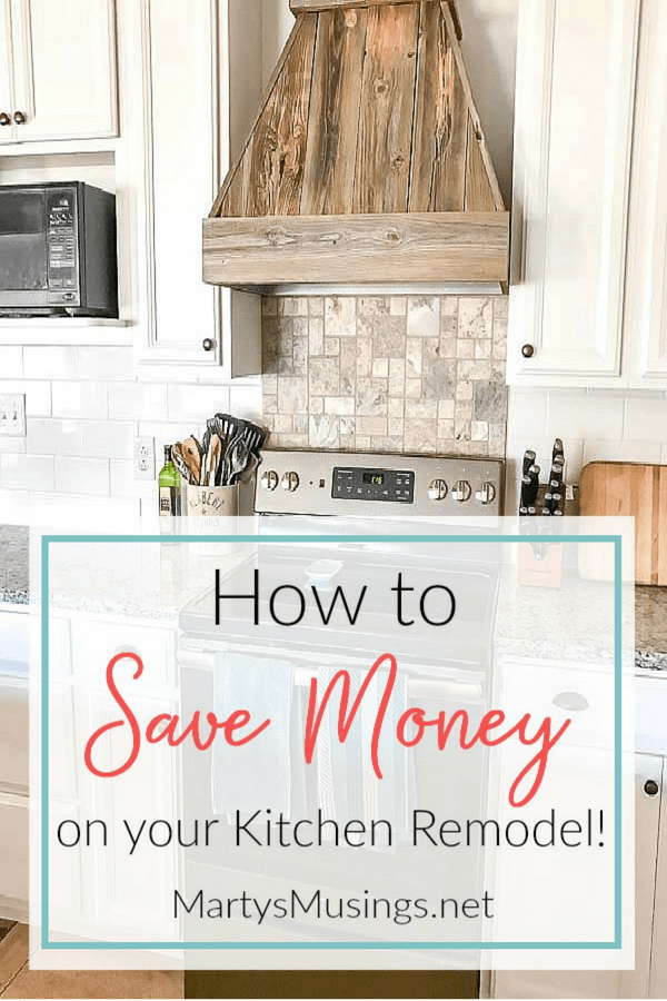 DIY homeowners share practical tips and advice on how to save money on a kitchen remodel. The most important one will save you both time AND money!
