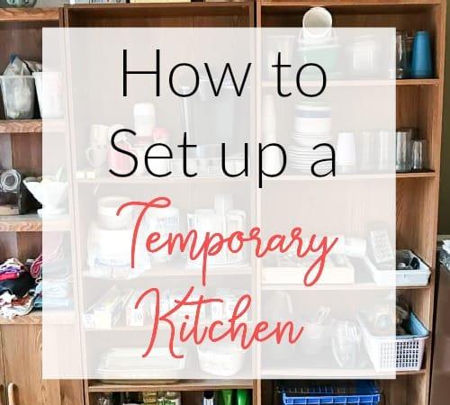 Kitchen Set Up: Create A Treasured Home