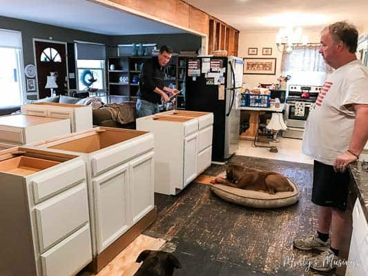 These home remodeling tips for you and your dog will help you plan your next big project and keep both you and your dog safe and happy during construction!