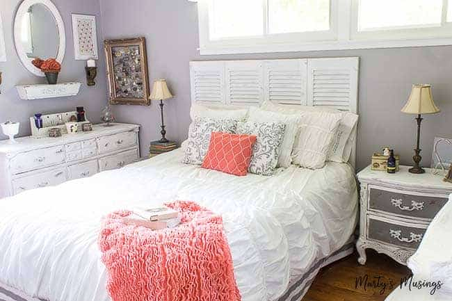 How to Make a No Sew DIY Bed Skirt