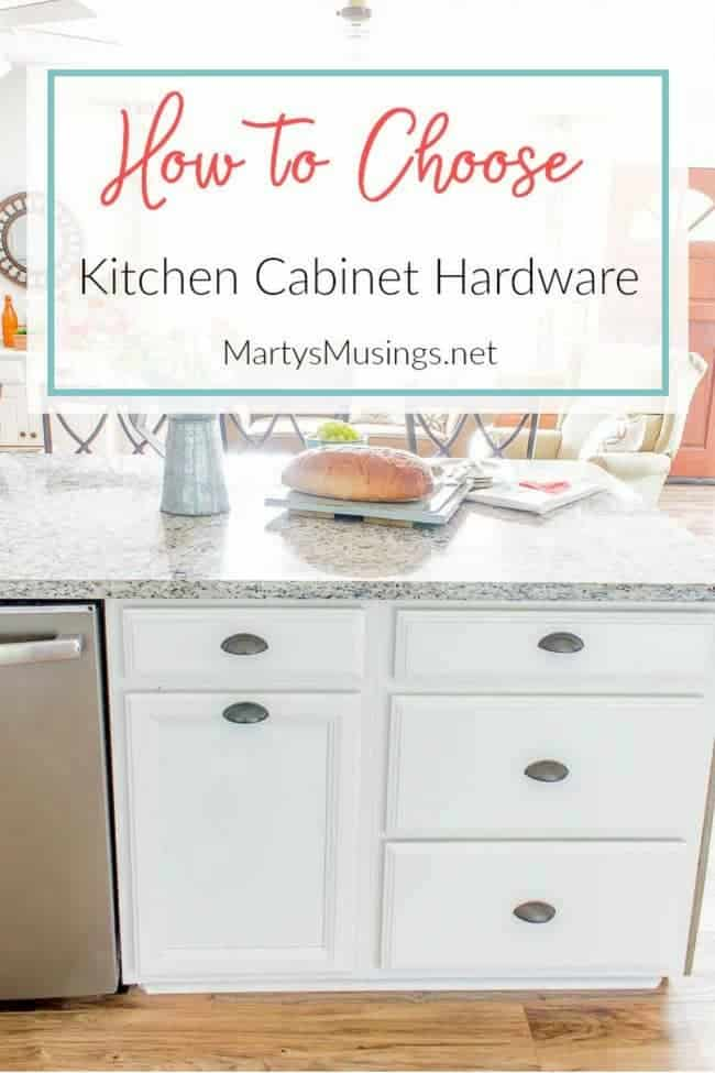 how to choose kitchen cabinet hardware: what you need to know