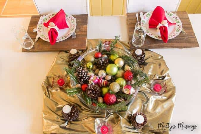 10 Creative Ways to Use Extra Christmas Ornaments