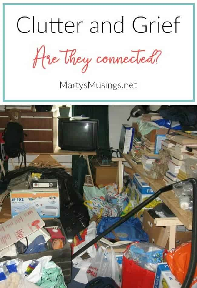 Wonder why you're overwhelmed and can't get control of your home? The connection between clutter and grief may be your missing answer. If you've experienced loss and feel stuck there is hope!