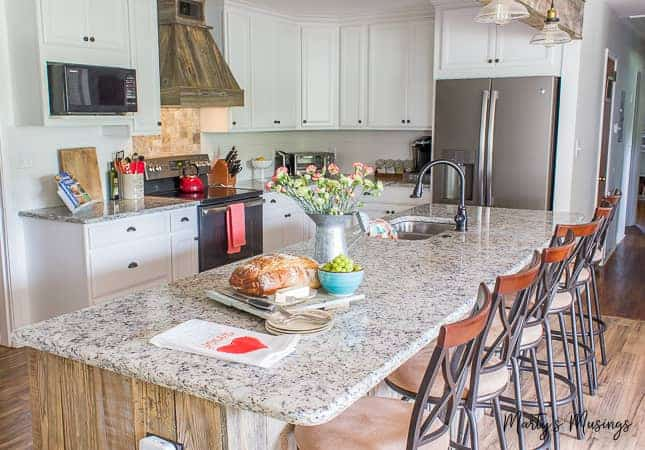 How To Remodel A Ranch Style Kitchen Before And After
