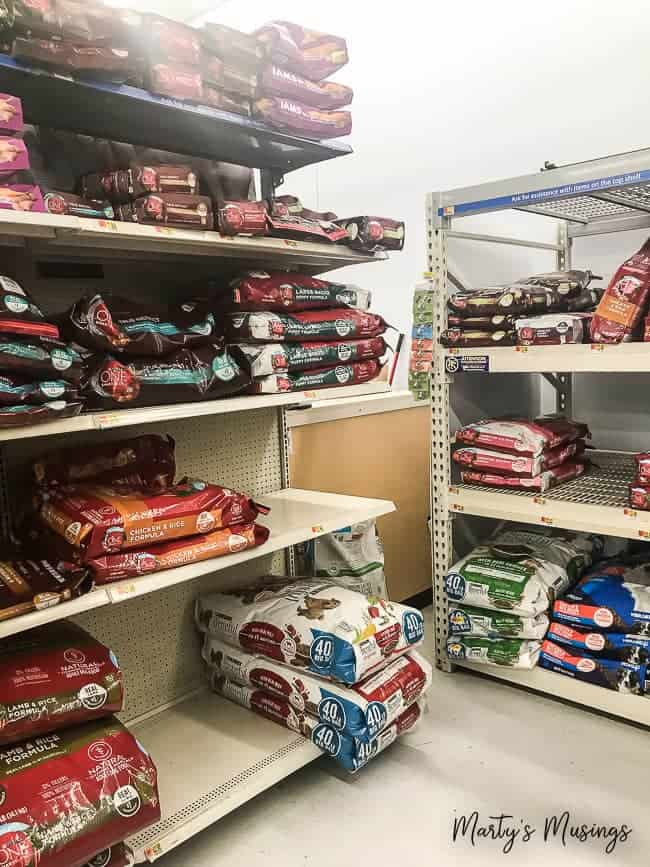PurinaONE® dog food at Walmart