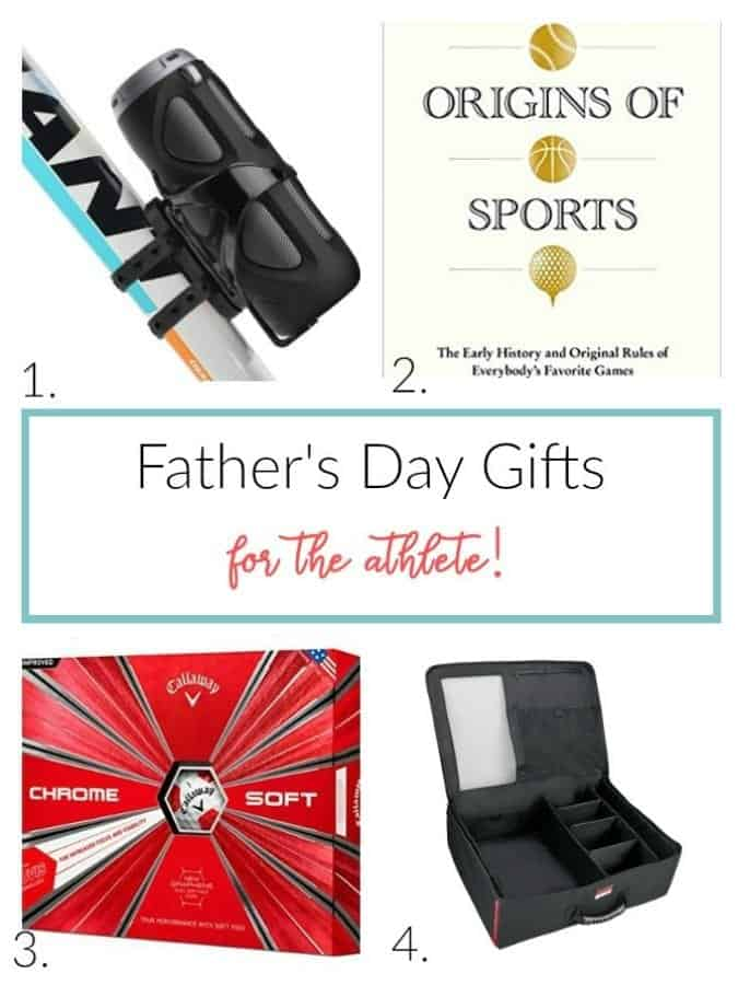 Father's Day Gifts for the athlete