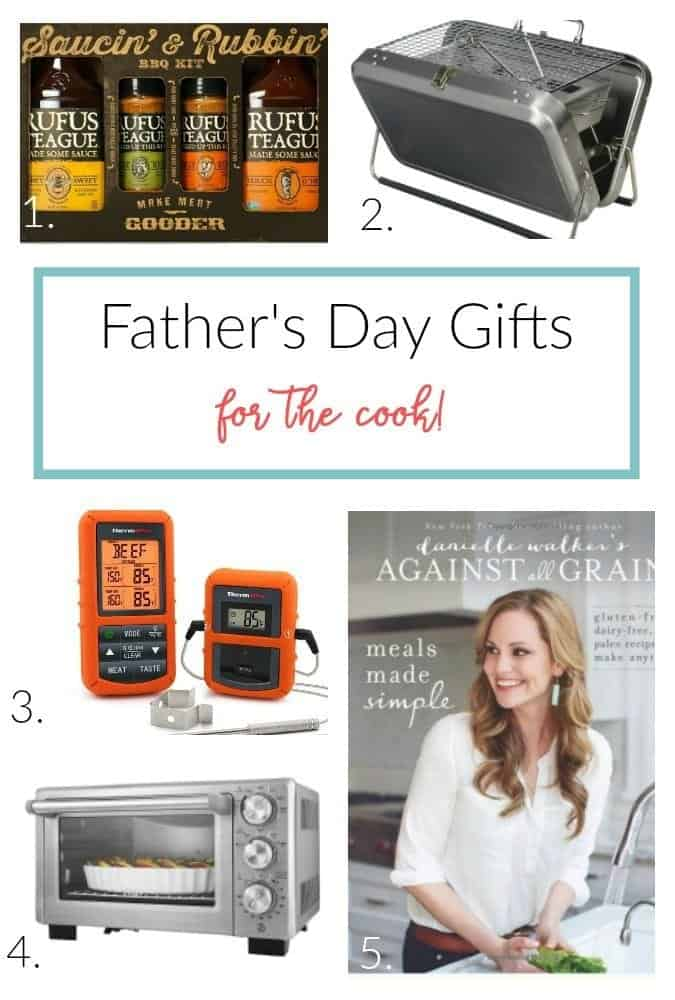 Father's Day gifts for the cook