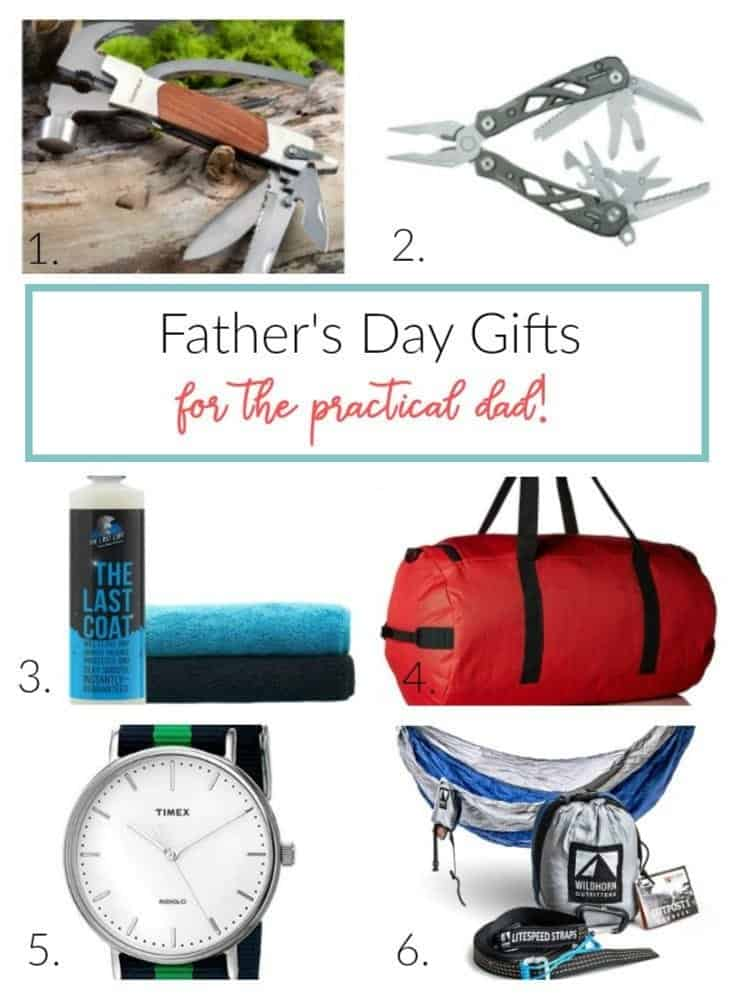 Father's Day gifts for the practical dad