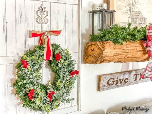 5 Easy DIY Christmas Wreath Ideas