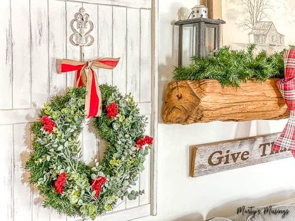 5 Easy DIY Christmas Wreath Ideas