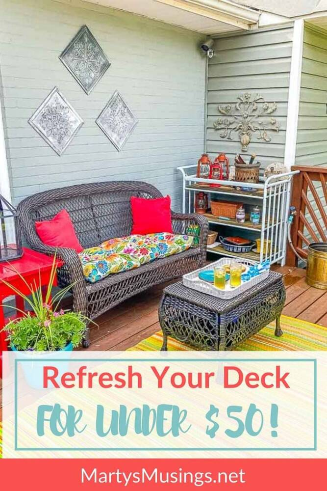 Refresh your deck for under $50!